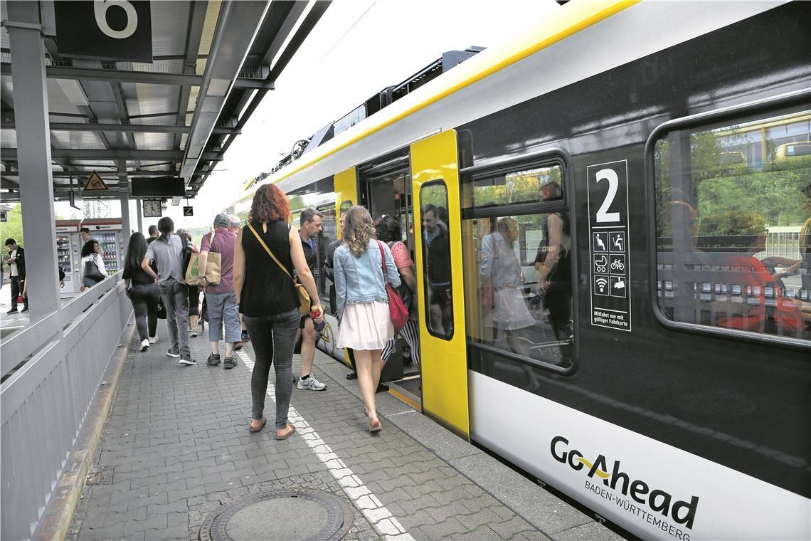 Remsbahn Go Ahead