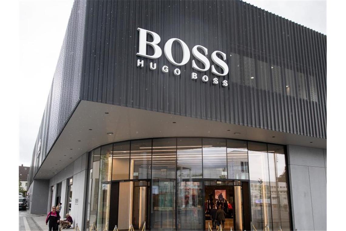 Handelsstreit lastet auf Modekonzern Hugo Boss