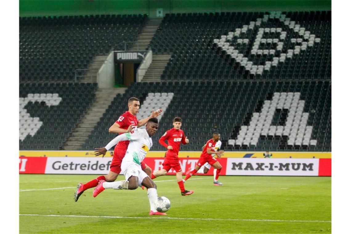 Nachholspiel Köln Mönchengladbach