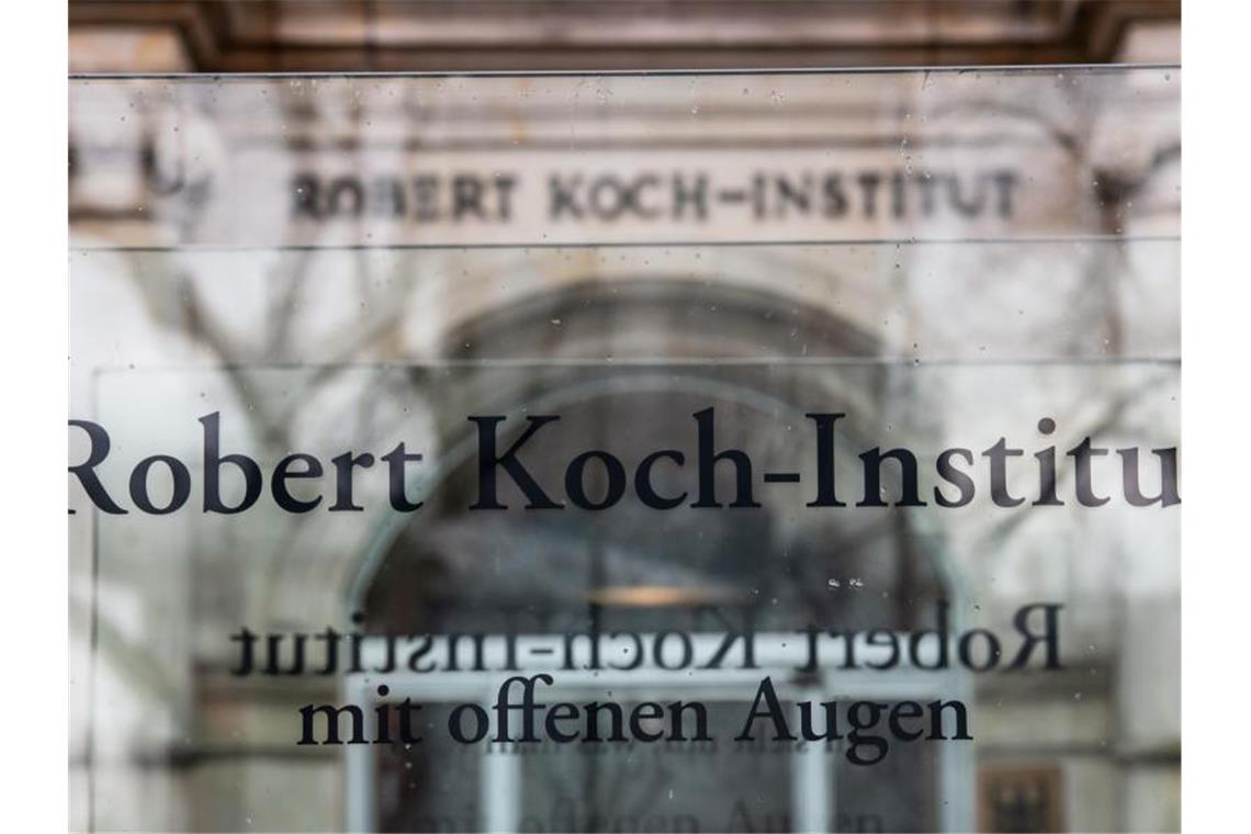 Das Robert Koch-Institut in Berlin. Foto: Paul Zinken/dpa