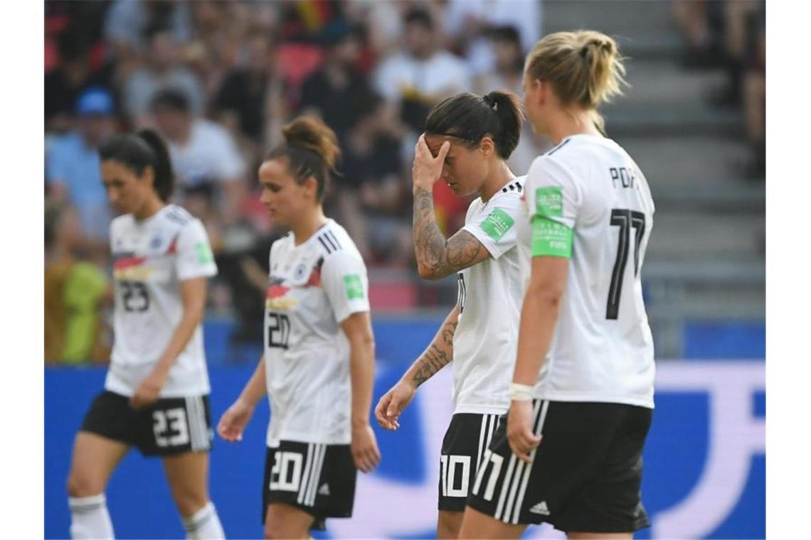 Fussball Frauen Olympia 2021