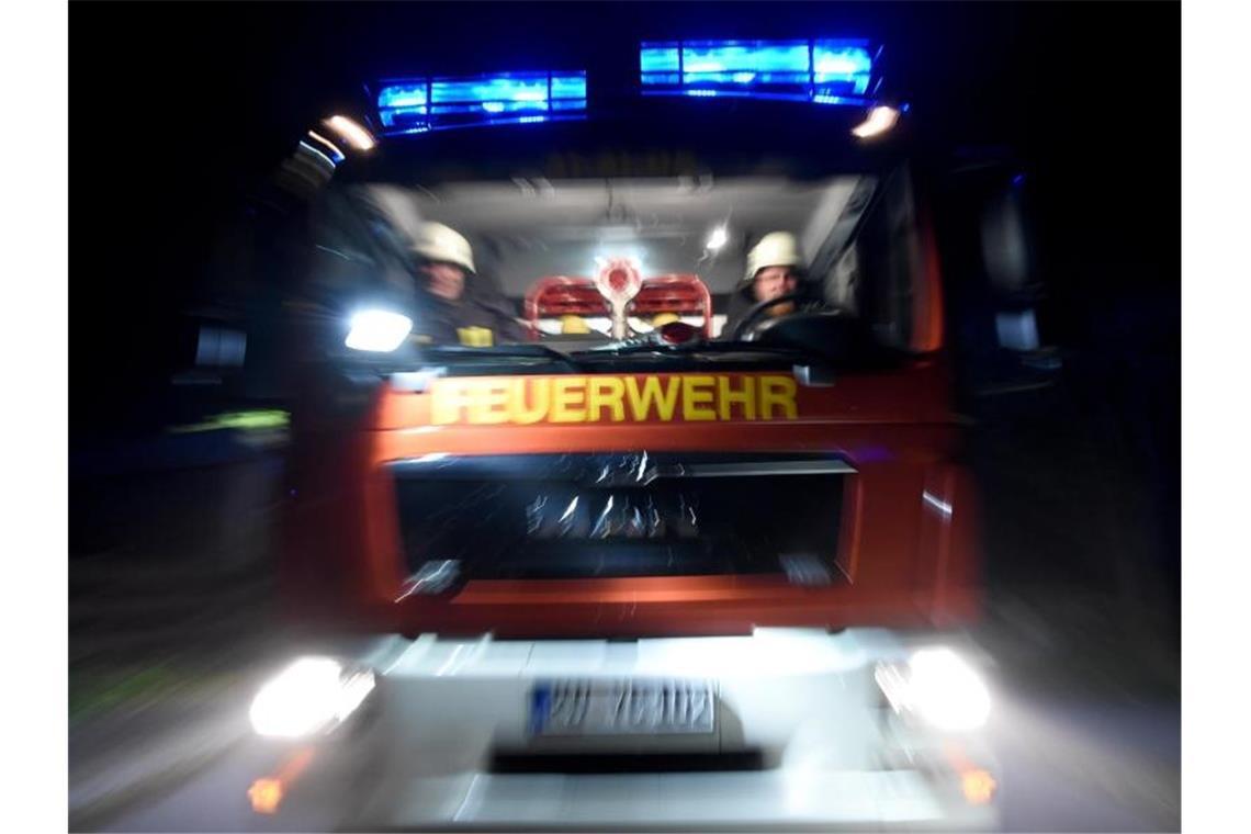 Brand Auf Enbw Gelände In Heilbronn Ein Verletzter