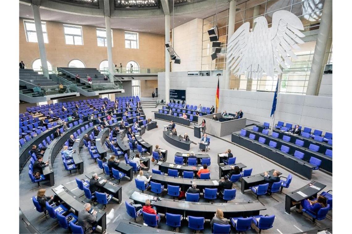 Bundestagswahl 2021 Ende
