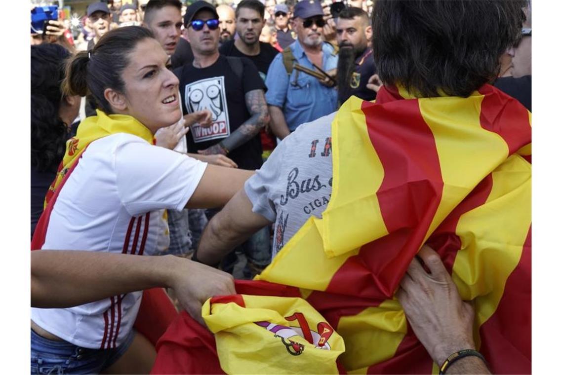 Spanische frauen suchen mann