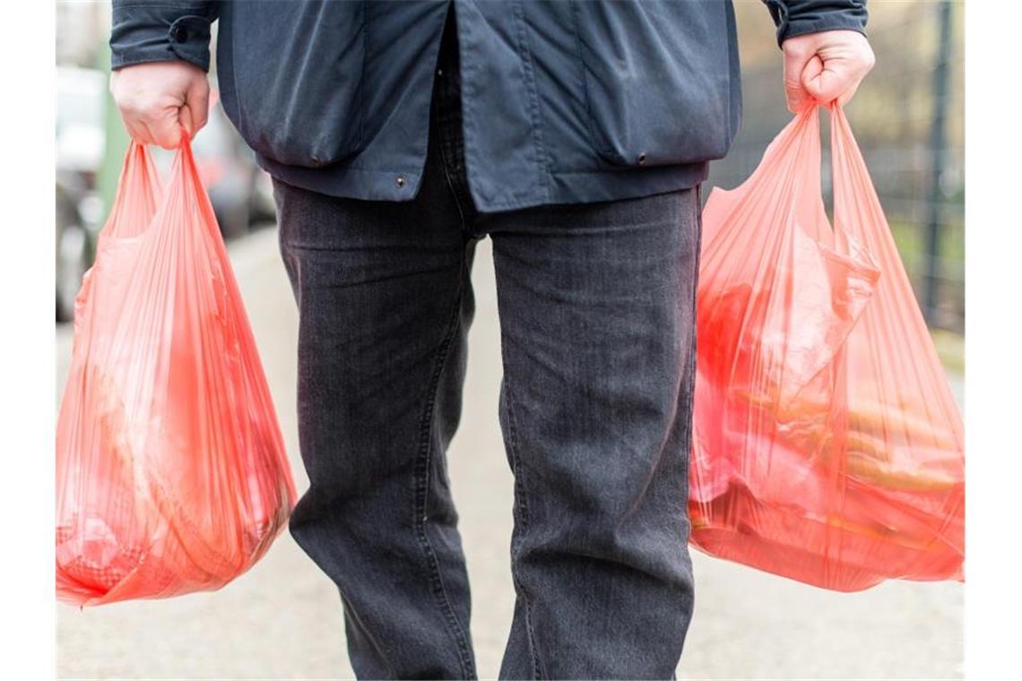 Plastiktüten Verbot