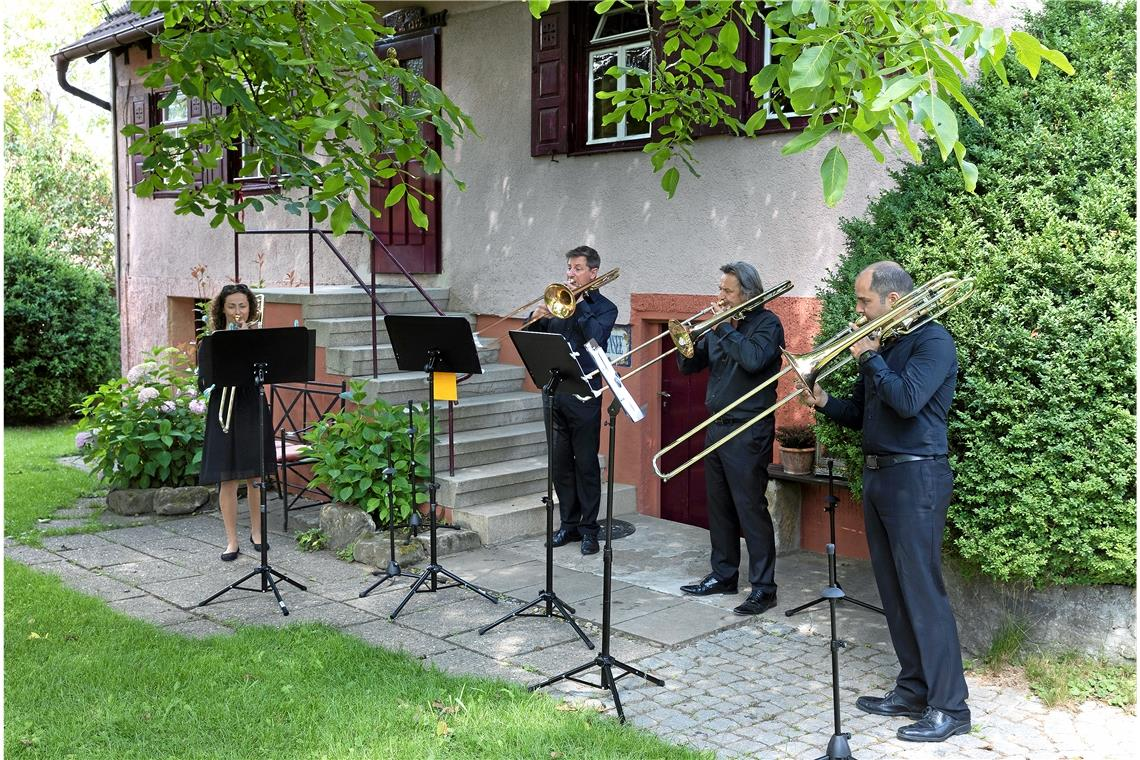 Musik Im Garten