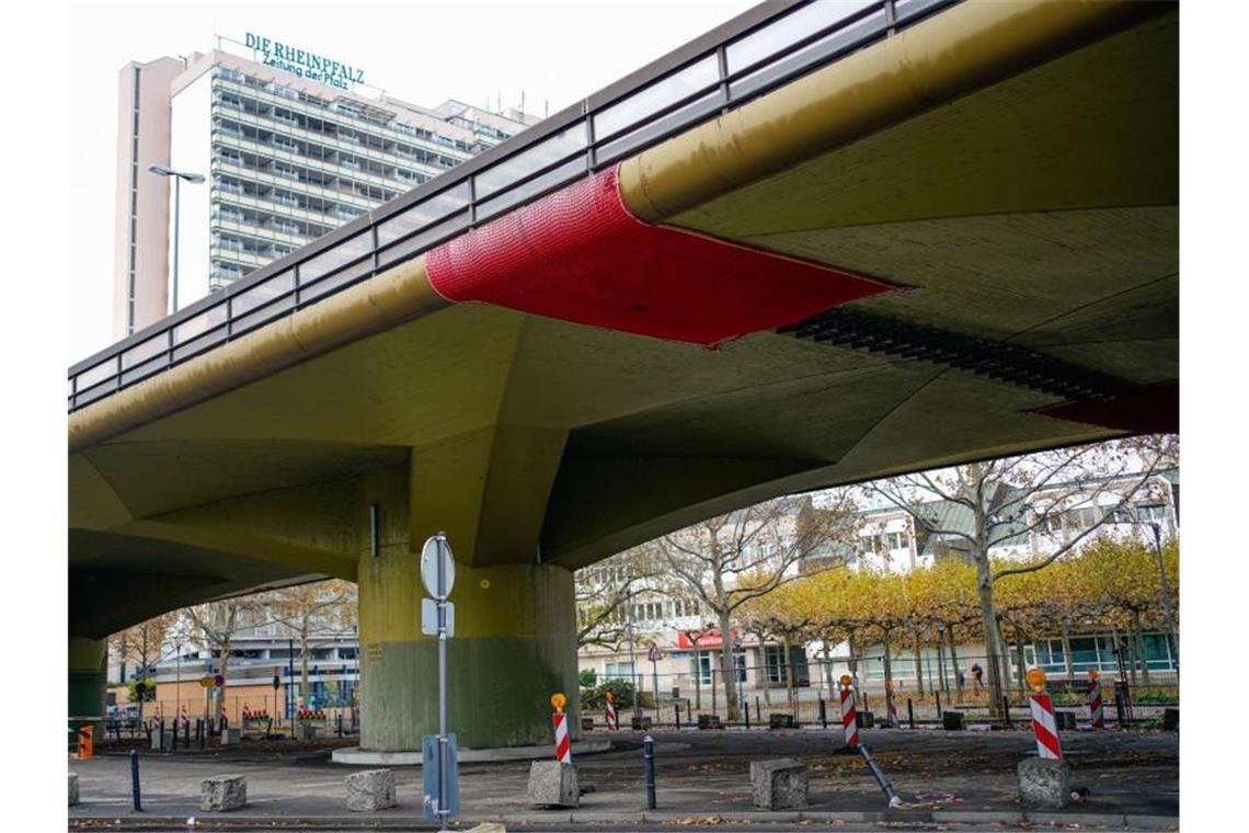 Ludwigshafen Hochstraße Süd
