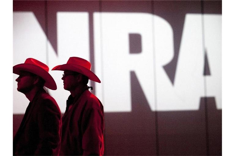 """Strategischer Plan"": Die NRA will sich in Texas neu aufstellen. Foto: Johnny Hanson/Houston Chronicle/AP/dpa"