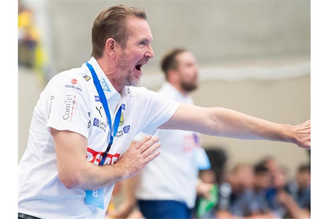 Rhein Neckar Löwen Trainer