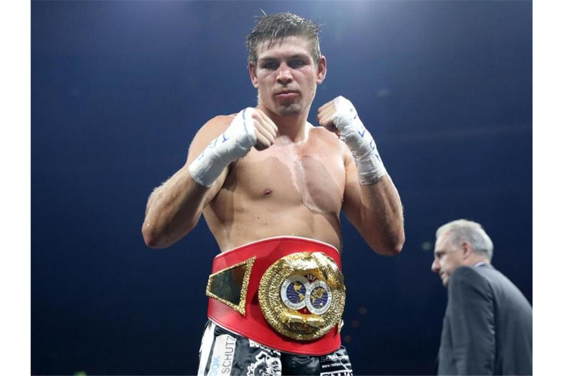Boxer Feigenbutz